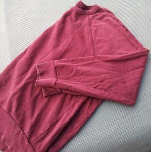 Universal Threads Plain Burgundy Sweatshirt